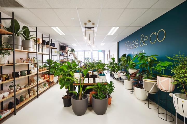 Hass Co Botanics store by Casey O Callahan Cal Hassall Leederville Australia 02