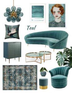 Tròn Decor - Art Deco pattern - Nội thất