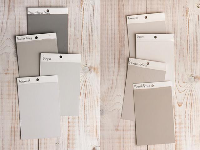 Sử dụng những tông màu trung tính hoặc những tông màu pastel sẽ tạo cảm giác nhẹ nhàng cho không gian