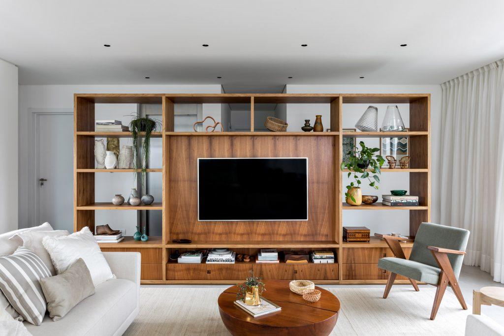 Phòng khách với thiết kế phong cách Scandinavian