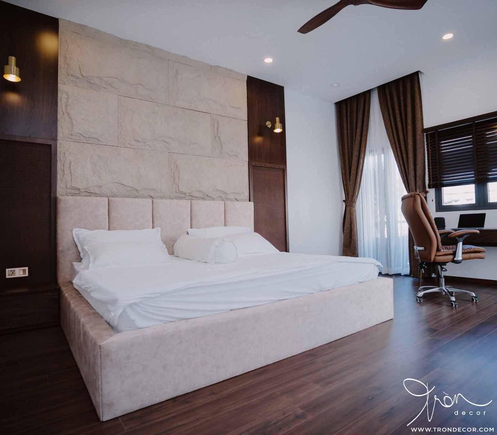 Tròn Decor thi công nội thất nhà phố Gò Vấp